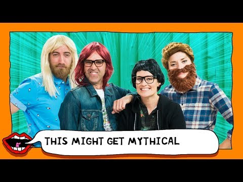Download Youtube: RHETT AND LINK BODY SWAP with Grace Helbig & Mamrie Hart