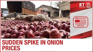 Onion Prices Witness Surge Ahead Of Festivities
