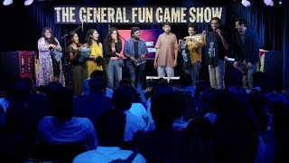 THE GENERAL FUN GAME SHOW SEASON 2 FINALE!  Prashasti S, Sahil S, Manish A, Varun G, Aishwarya M