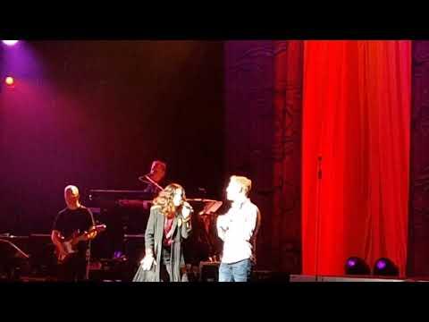 Idina Menzel and Anthony Rapp  Seasons of Love  Sony Centre Toronto, July 14, 2017