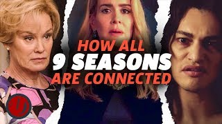 How All 9 Seasons Of American Horror Story Are Connected!