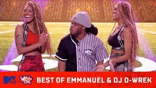Best Of Emmanuel Hudson vs. DJ D-Wrek 😂 What Started The Beef? | Wild