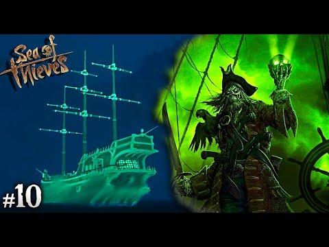 UNA TABERNA LEGENDARIA LLENA DE FANTASMAS!!! - Sea Of thieves #10