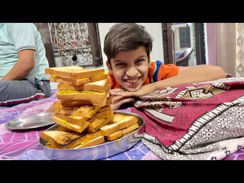 Desi Sandwiches Banaye