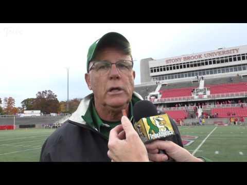 Stony Brook Postgame - Head Coach Jimmye Laycock