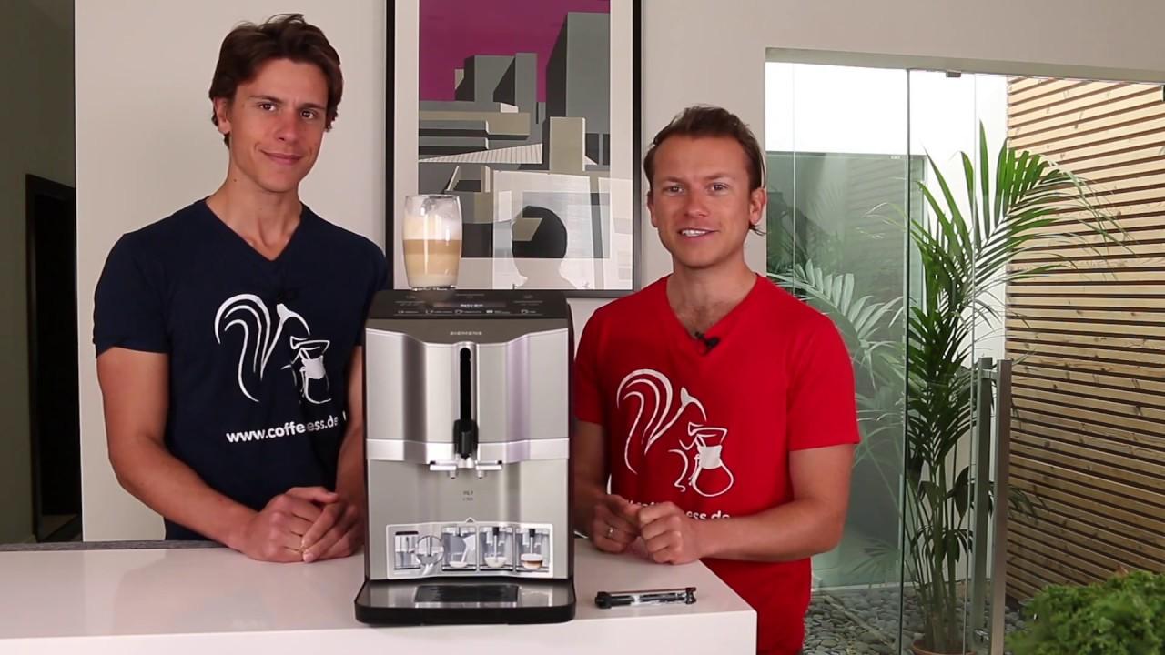 Siemens EQ3 Test | Wie Gut Ist Dieser Kaffeevollautomat Wirklich?