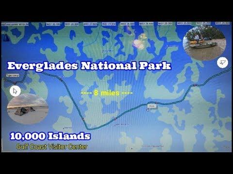 Everglades National Park  10,000 Islands   Camping     Hank Pretz Kayak Fishing