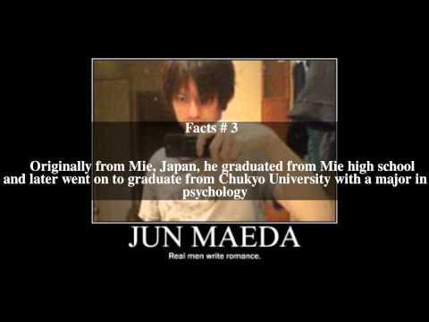 Jun Maeda Top # 5 Facts