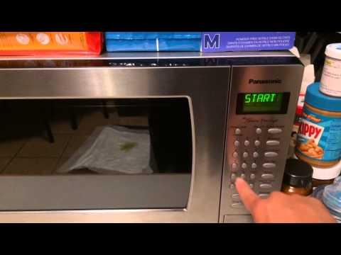 Panasonic Genius Microwave Door Latch Slam Permanent