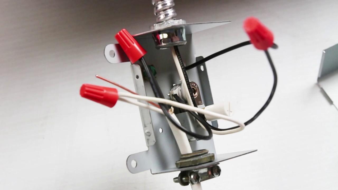 XXFIRESTAT  Wiring Your Power Attic Vent Thermostat  YouTube
