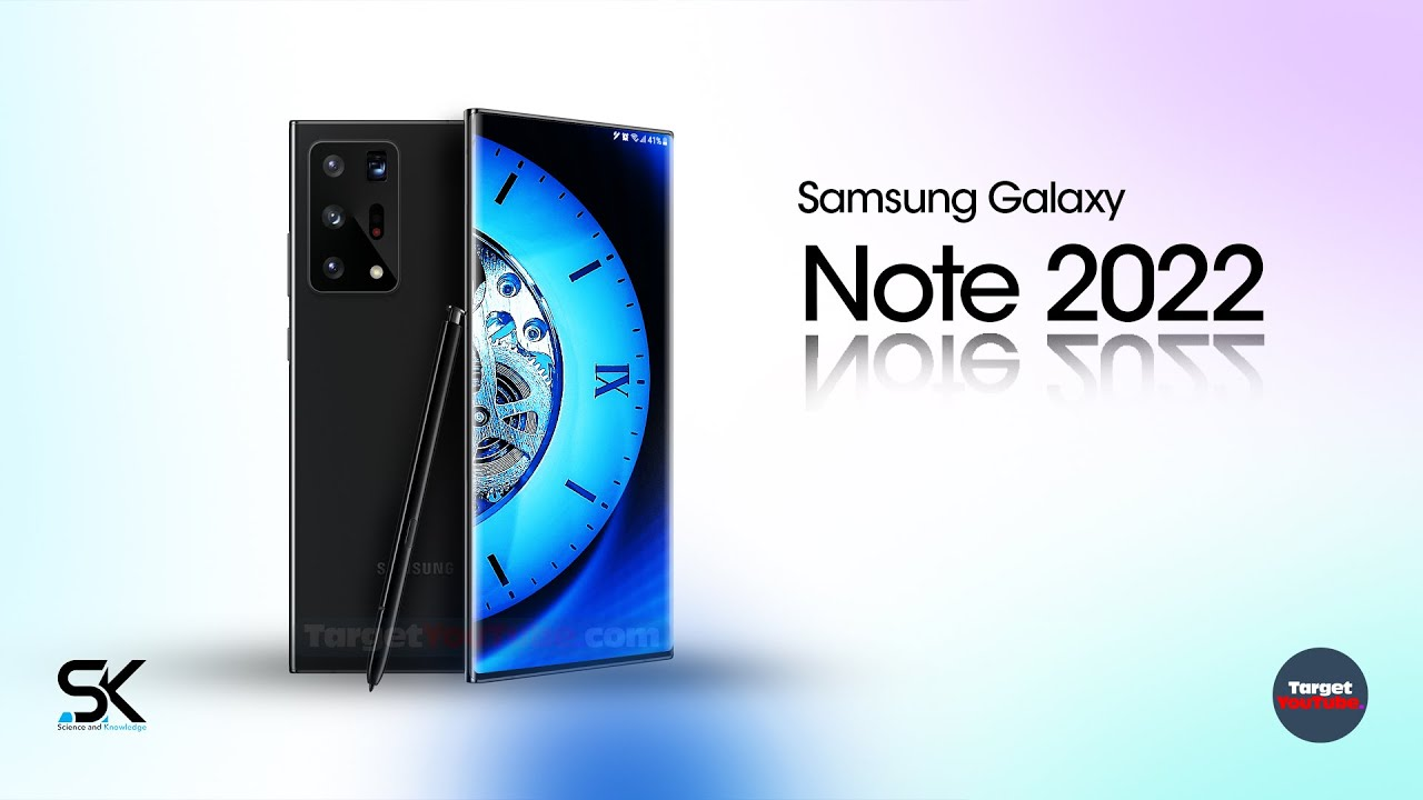 Samsung Galaxy Note 21 Ultra (2022) Introduction