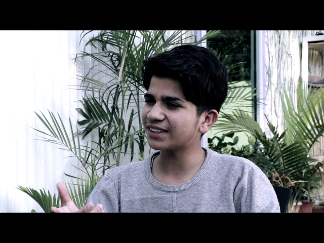 Interview With One Of Our Super Kid Muhammad Sudais