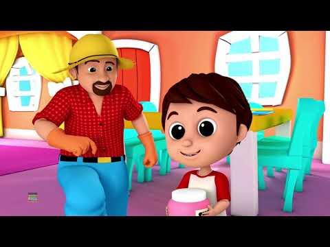 johny-johny-ja-papa- -reime-für-babys- -johny-johny-yes-papa- -nursery-rhymes- -baby-song