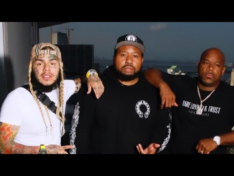 Tekashi 6ix9ine And Wack 100 Have Have Shown Why Our Youth Should Avoid The Streets