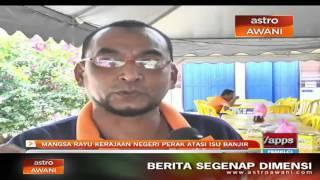Mangsa rayu kerajaan negeri Perak atasi isu banjir