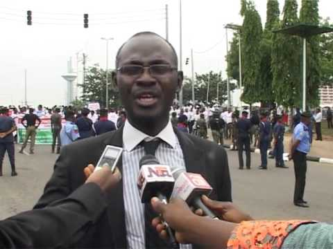 Commissioner of Police, Federal Capital Territory Appeals To NASS Protesters