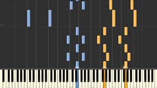 Hope (Dyathon) - Piano tutorial