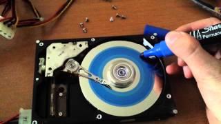 Cosa fare con un vecchio hard disk!