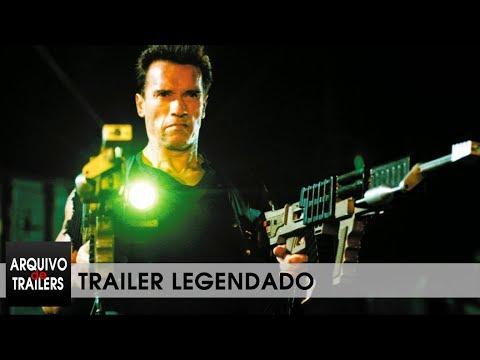 Queima de Arquivo (Eraser 1996) - Trailer Legendado