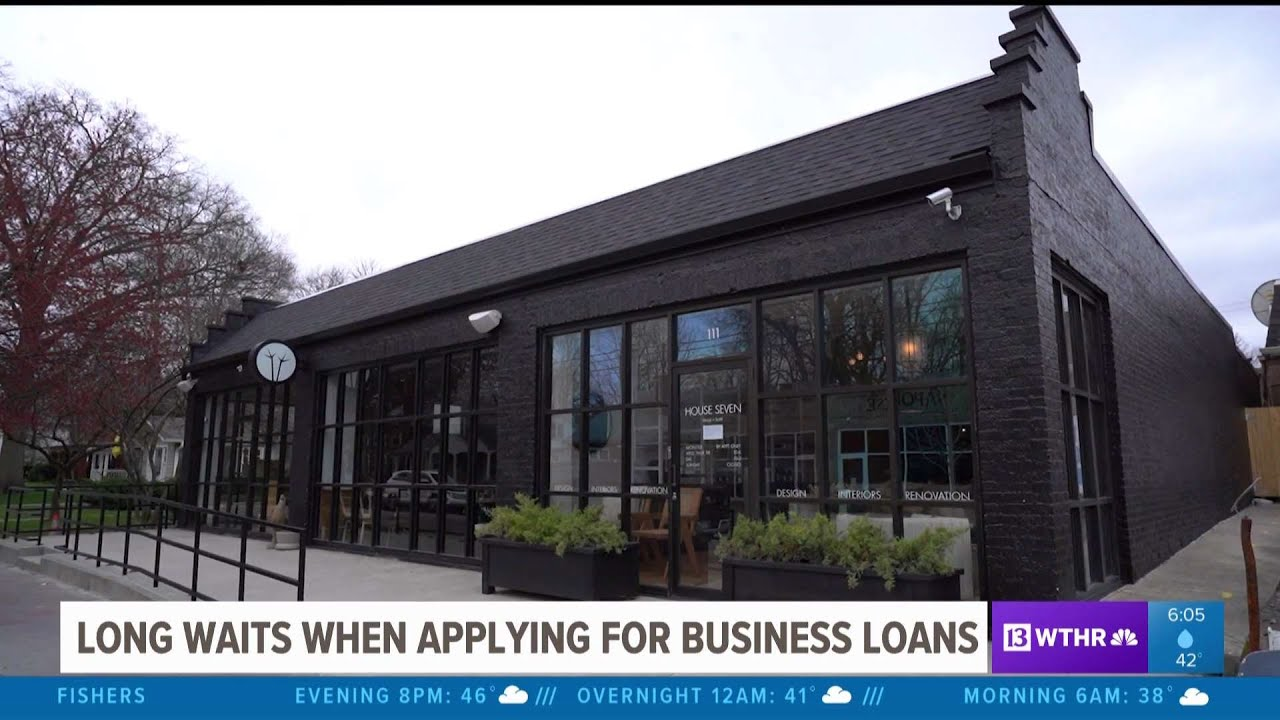 Businesses wait for word, money after applying for SBA loans
