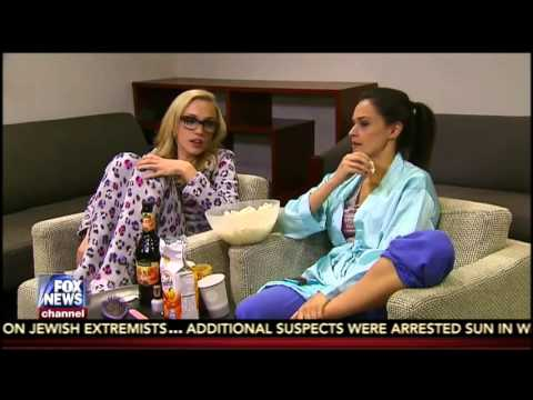 08-09-15 Kat Timpf on Gutfeld - Millennials Watch Fox GOP Debate