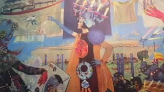 Смотреть видео Выставка АРТ ПЕРМЬ 2019: Петр Фролов Санкт-Петербург часть 2 онлайн