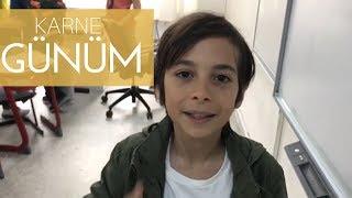 Karne Günü Vlog / Okulda Son Günüm ( Official Video )