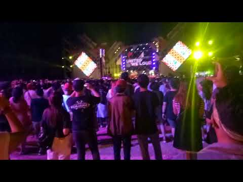 Sheila On 7 di Soundrenaline 2017 GWK Bali
