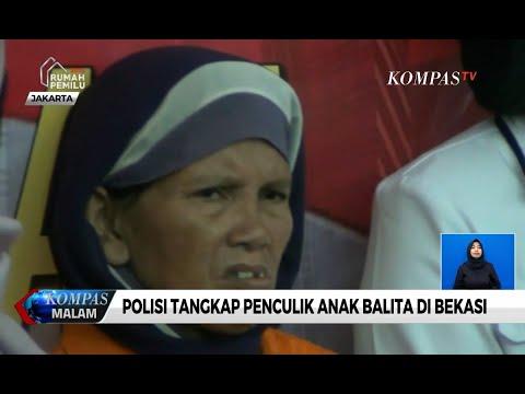 Polisi Tangkap Penculik Balita di Bekasi