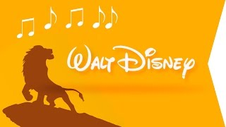 Disney The Lion King Song Lullaby box music