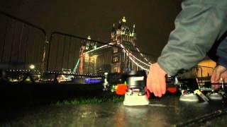 """Making-of: UAV Flight Show Over London /// """"Star Trek - Into Darkness"""""""