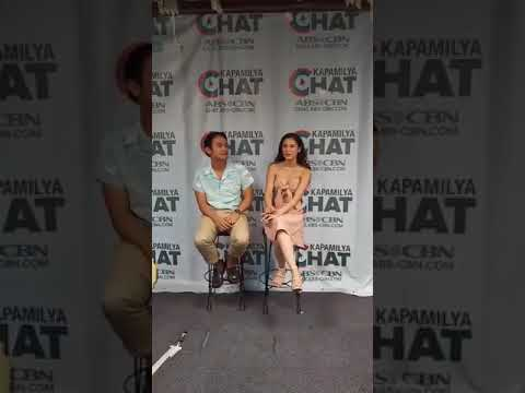 We are LIVE with the stars of 'Araw Gabi' Barbie Imperial and JM De Guzman!