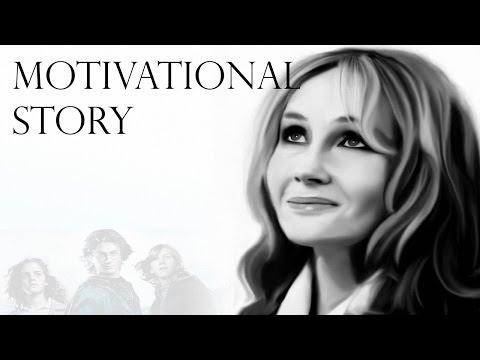 J.K.  Rowling – motivational speech