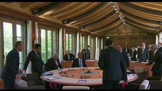 President Obama attends G7 Summit in Germany