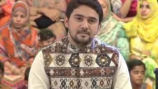 Farhan ali are crying to word of ustad sibte jaffar shaheed