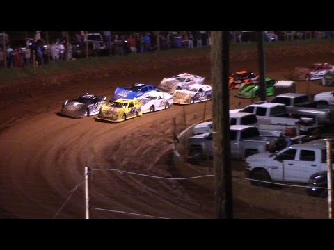 Winder Barrow Speedway Sharp Mini-Late Models Race 3/25/17
