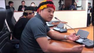 Comisión Pueblos Amazónicos - Congreso 1 de setiembre