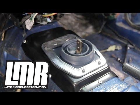Mustang Manual Transmission Tunnel Hump Installation - 5.0Resto (79-93 Fox Body)