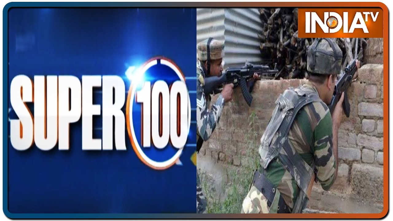 Super 100: Non-Stop Superfast | August 18, 2020 | IndiaTV News