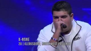 SA's Got Talent 2015: K-N9NE