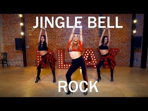 Mean Girls - Jingle Bell Rock (Dance Tutorial) | Mandy Jiroux