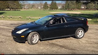 2000 Toyota Celica GT Review, Start-Up, Test Drive!(My first try at a car review! Let me know how I did below! I hope do do many more videos like this! Stay tuned for more videos like this, including car reviews, POV ..., 2016-03-23T16:14:49.000Z)