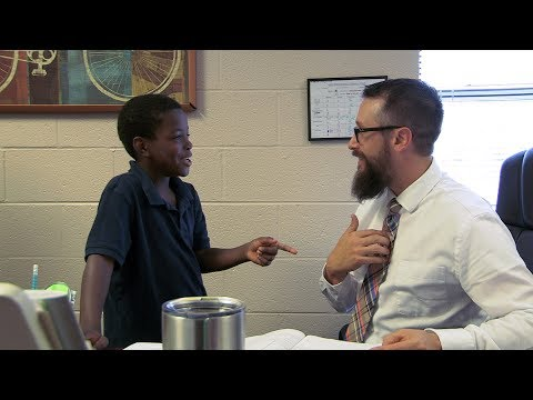 Check-In / Check-Out: Providing a Daily Support System for Students