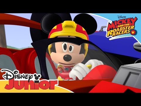 Mickey and the Roadster Racers - Mickey | Official Disney Junior Africa
