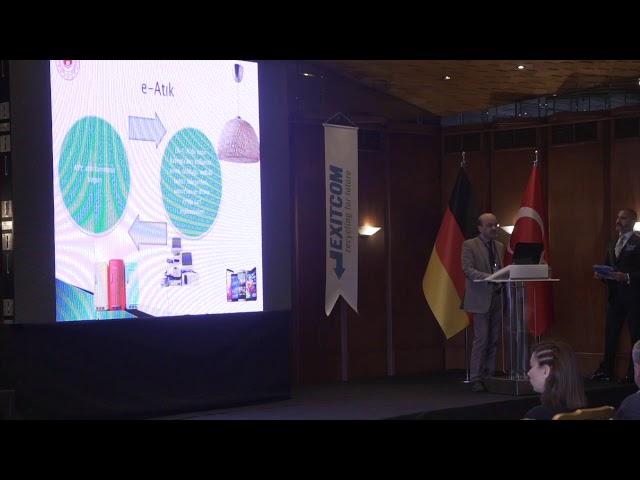 Exitcom Recycling Bilgi Güvenliği ve Veri İmha Konferansı - Hasan ÖNEL