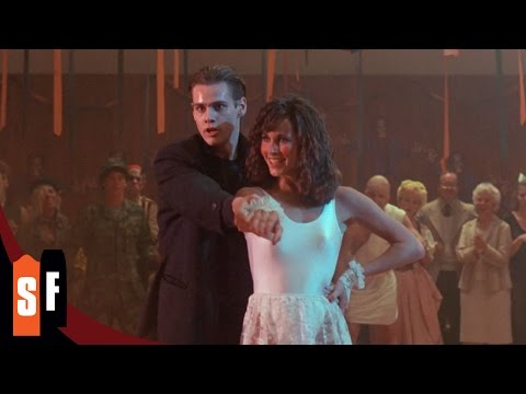 Once Bitten (1/1) Jim Carrey Caught in a Dance Off (1985) HD