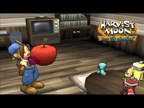 Lokasi Dan Cara Mendapatkan Power Berry - Harvest Moon : Save The Homeland