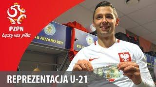 U-21: Kulisy meczu Polska - Dania
