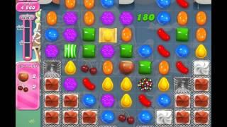 Candy Crush Saga Level 152 clear