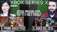 XBOX SERIES X: TUTTI I DETTAGLI + il PRIMO GIOCO PS5 + IL GIOCO DELL'ANNO #NEWS